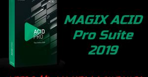 MAGIX ACID Pro Suite 2019 Torrent