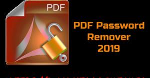 PDF Password Remover 2019 Torrent