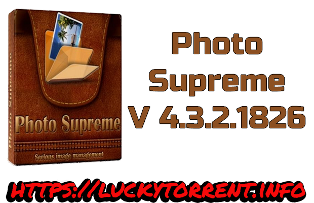 Photo Supreme Fr Torrent