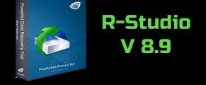 R-Studio 8.9 Torrent