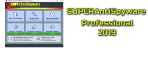 SUPERAntiSpyware Professional 2019 Torrent