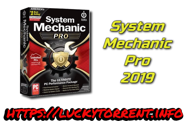System Mechanic Pro 2019 Torrent