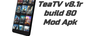 TeaTV v8.1r build 80 Mod Apk