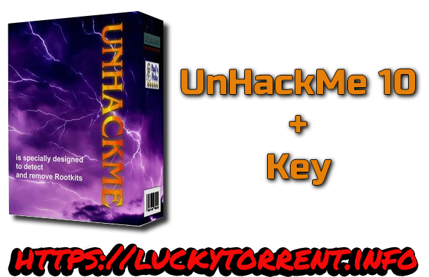 UnHackMe 10 + Key