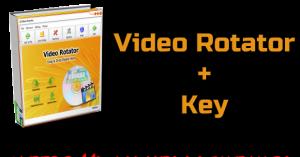 Video Rotator + key