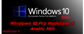 Windows 10 Pro Redstone 5 X64 Arabic Torrent