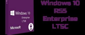 Windows 10 RS5 Enterprise LTSC Torrent