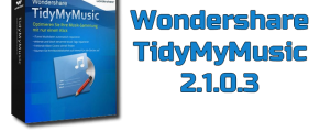 Wondershare TidyMyMusic 2.1.0.3 Torrent