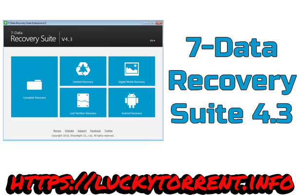 7-Data Recovery Suite 4.3 Torrent