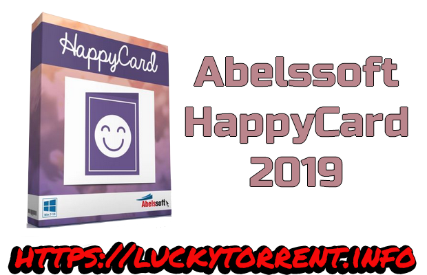 Abelssoft HappyCard 2019 Torrent