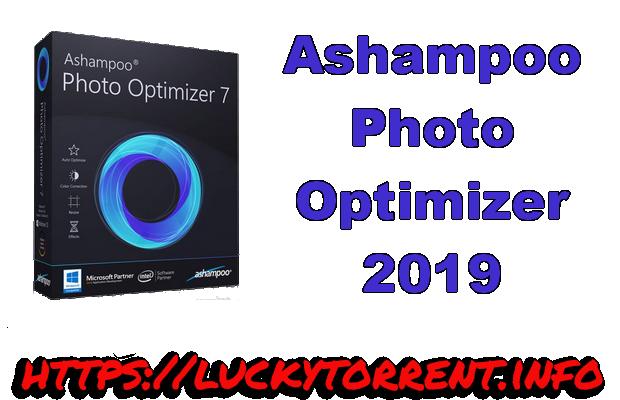 Ashampoo Photo Optimizer 2019 Torrent