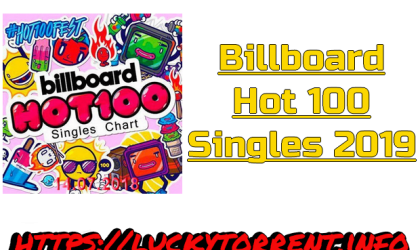 Billboard Hot 100 Singles 2019 Torrent
