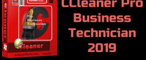 CCleaner Pro Business Technician 2019 Torrent