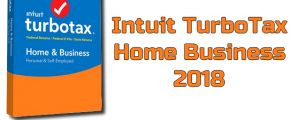 Intuit TurboTax Home Business 2018 Torrent