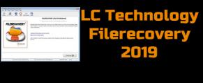 LC Technology Filerecovery 2019 Enterprise + Keygen