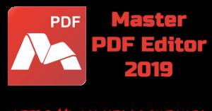 Master PDF Editor 2019 Torrent