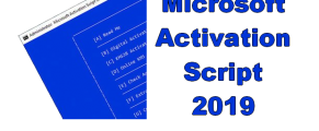 Microsoft Activation Script 2019 Torrent