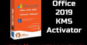 Office 2019 KMS Activator Torrent