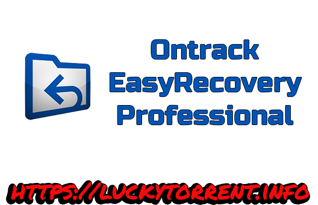 Ontrack EasyRecovery Professional Torrent
