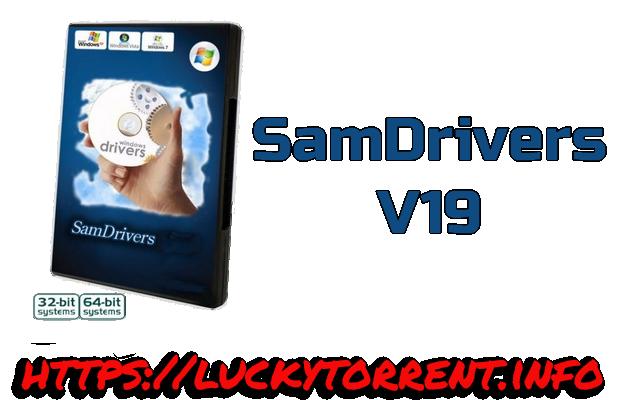 SamDrivers 19 ISO Torrent