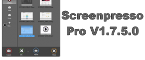 Screenpresso Pro 1.7.5.0 + Crack