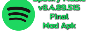 Spotify Music v8.4.89.515 Final Mod Apk