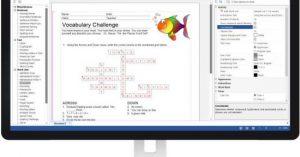 Vocabulary Worksheet Factory Professional + Crack