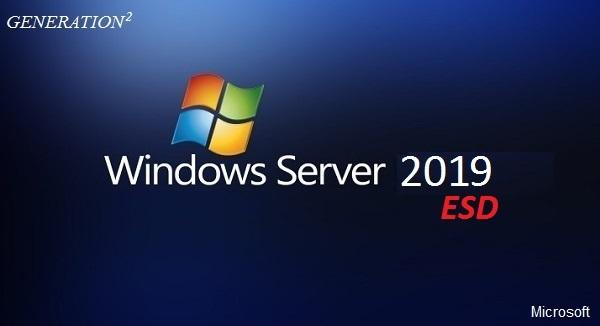 Windows Server 2019 Standard ESD en-US Torrent