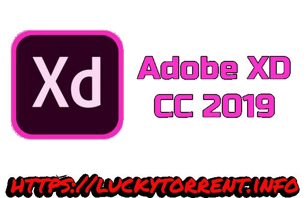 Adobe XD CC 2019 torrent