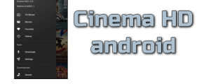 Cinema HD android torrent