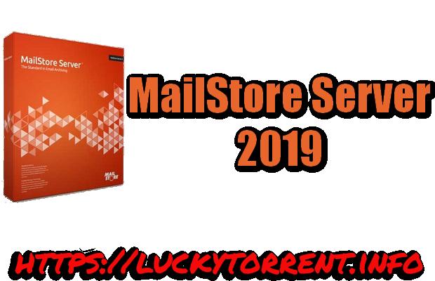 MailStore Server fr torrent