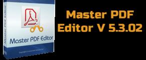 Master PDF Editor 5.3.02 Torrent