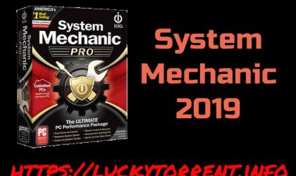 System Mechanic 2019 Torrent