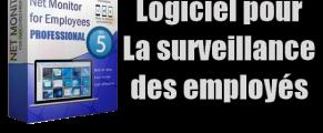 logiciel pour La surveillance des employés