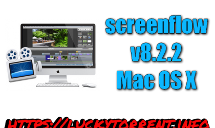 screenflow Mac OS X Torrent