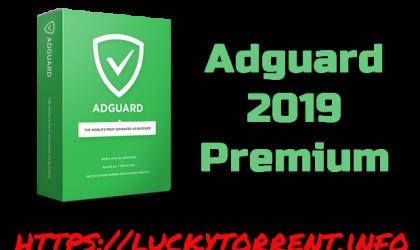 Adguard 2019 Premium
