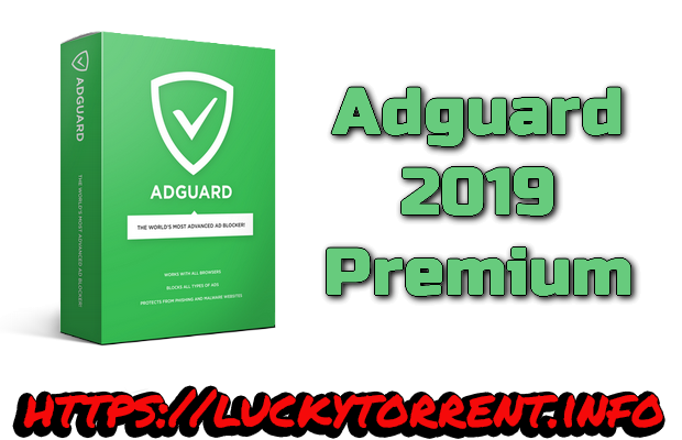 Adguard 2019 Premium Torrent