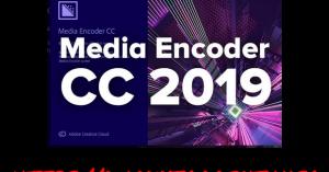 Adobe Media Encoder CC 2019 13.1.0.173 x64 multilingue