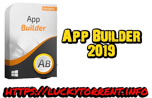 App Builder 2019 Torrent