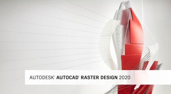 AutoCAD Raster Design 2020 Torrent