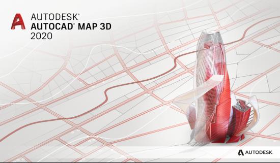 Autodesk AutoCAD Map 3D 2020 Torrent