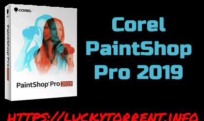 Corel PaintShop Pro 2019 Torrent