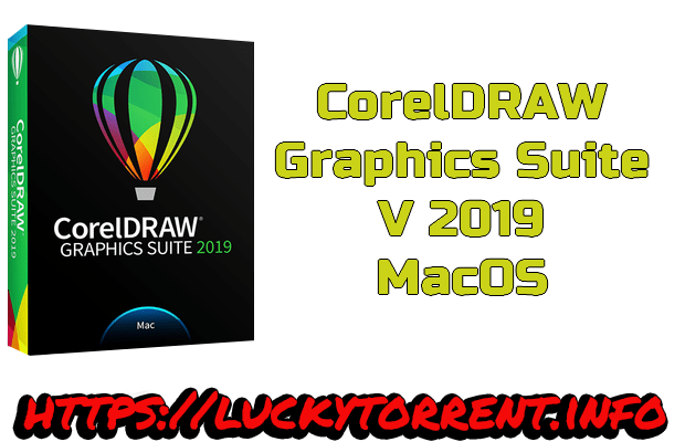 CorelDRAW Graphics Suite 2019 macOS Torrent