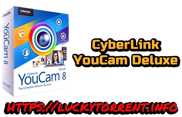 CyberLink YouCam Deluxe Torrent