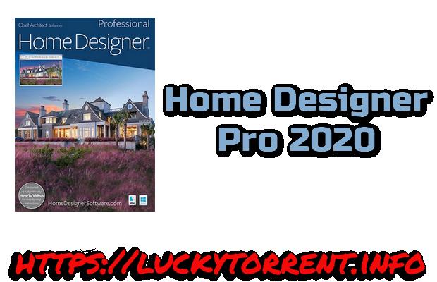 Home Designer Professional 2020 Torrent