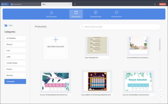 WPS Office 2019 Torrent