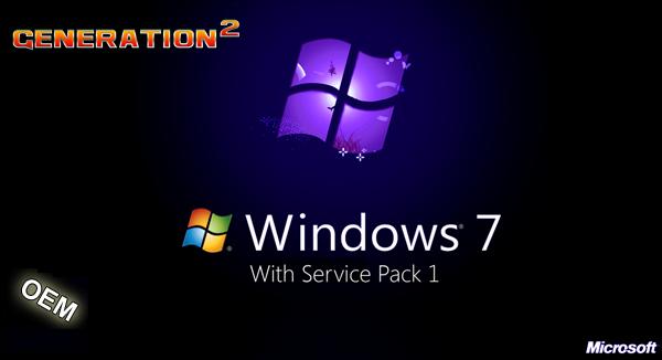 Windows 7 SP1 Ultimate X64 3in1 OEM Torrent