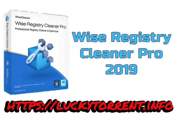 Wise Registry Cleaner Pro 2019