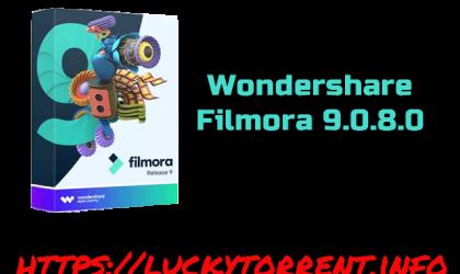 Wondershare Filmora 9.0.8.0 torrent