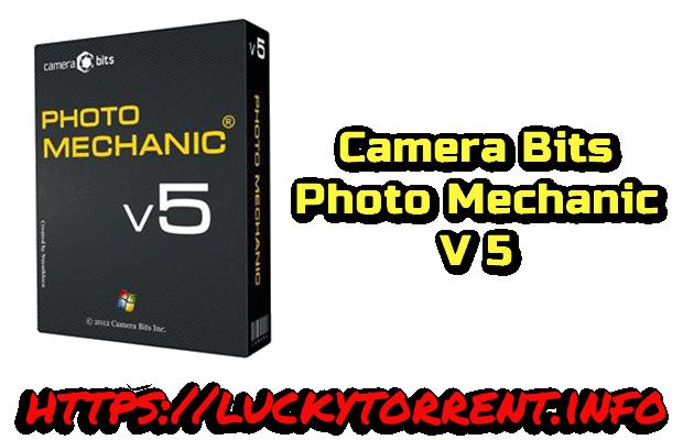 camera bits photo mechanic Torrent